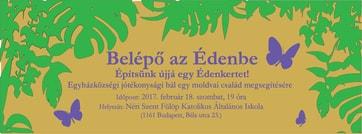 Belépő az Édenbe
