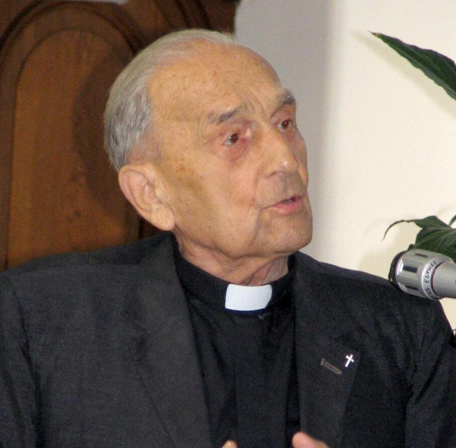 Olofsson Károly – Placid atya